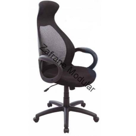 Silla daytona marco negro zafrane modular for Silla escolar ergonomica