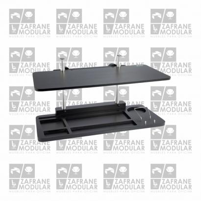 mesa eleva facil negra